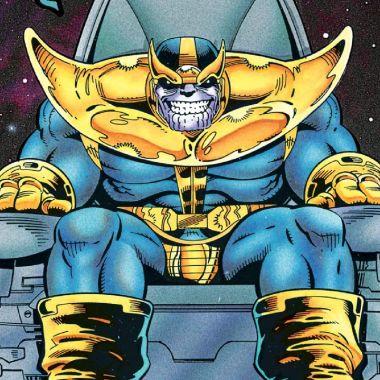 thanos titán loco mejores historias marvel comics