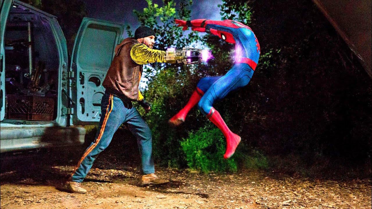 spider-man shocker ranking poder películas