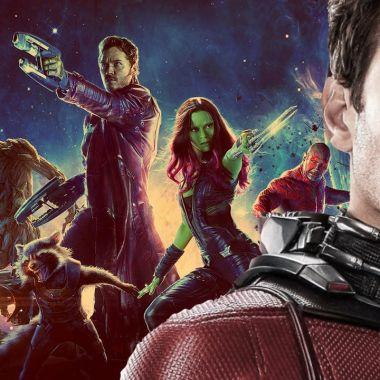 Marvel Películas Ant-Man 3 Guardians of the Galaxy Vol. 3 Fechas de Estreno