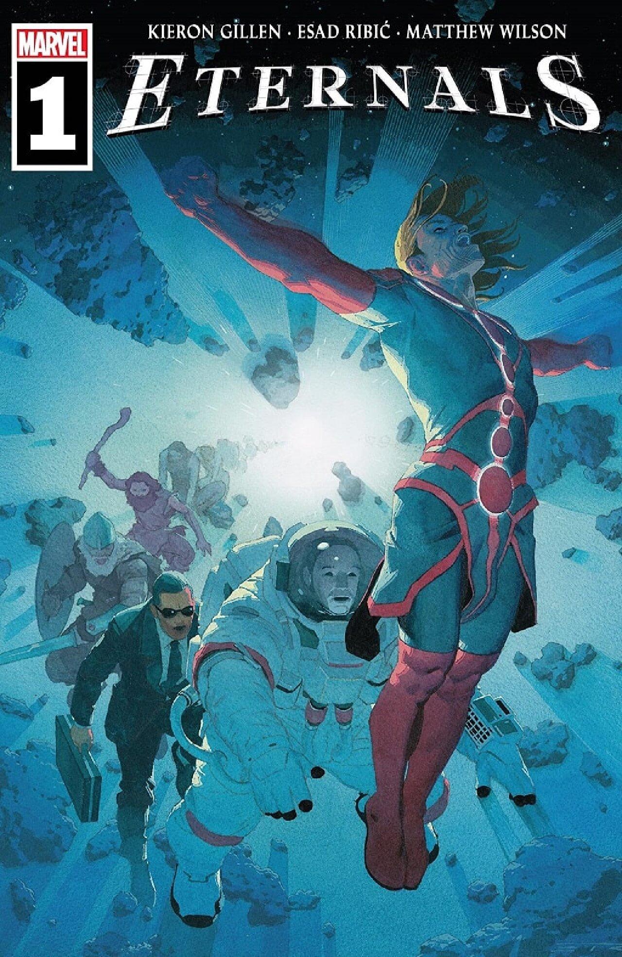 eternals esad ribic serie marvel comics