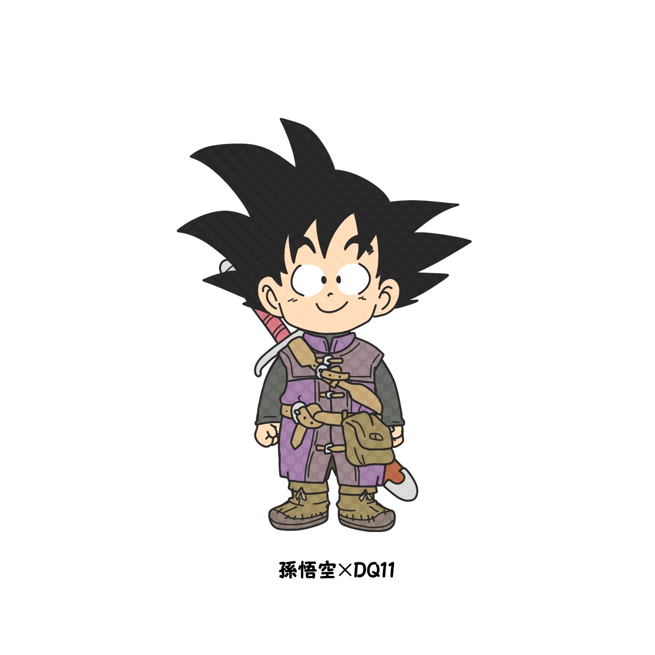 goku niño dibujos dragon ball fanart