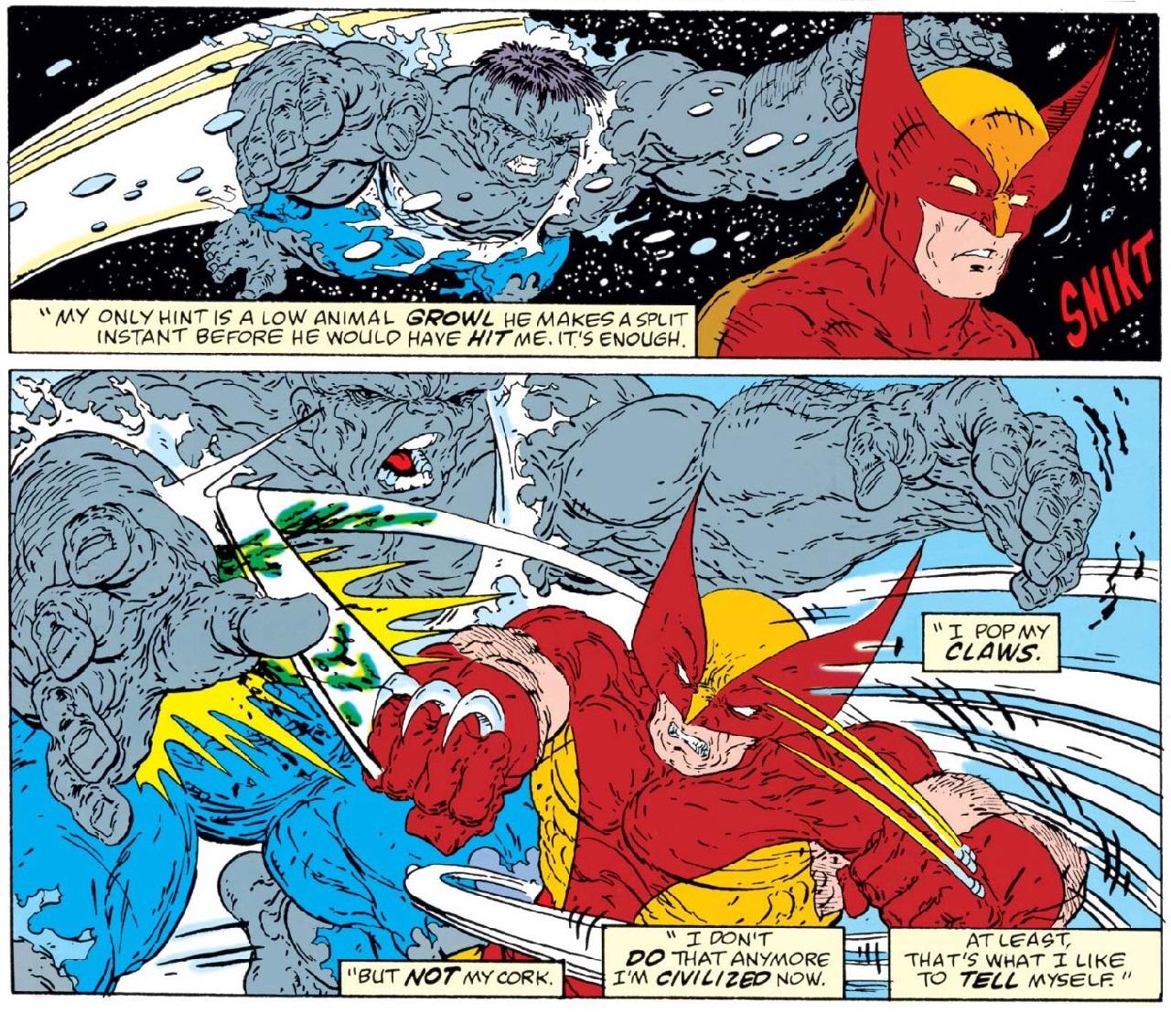 hulk vs. wolverine mcfarlane peleas ranking