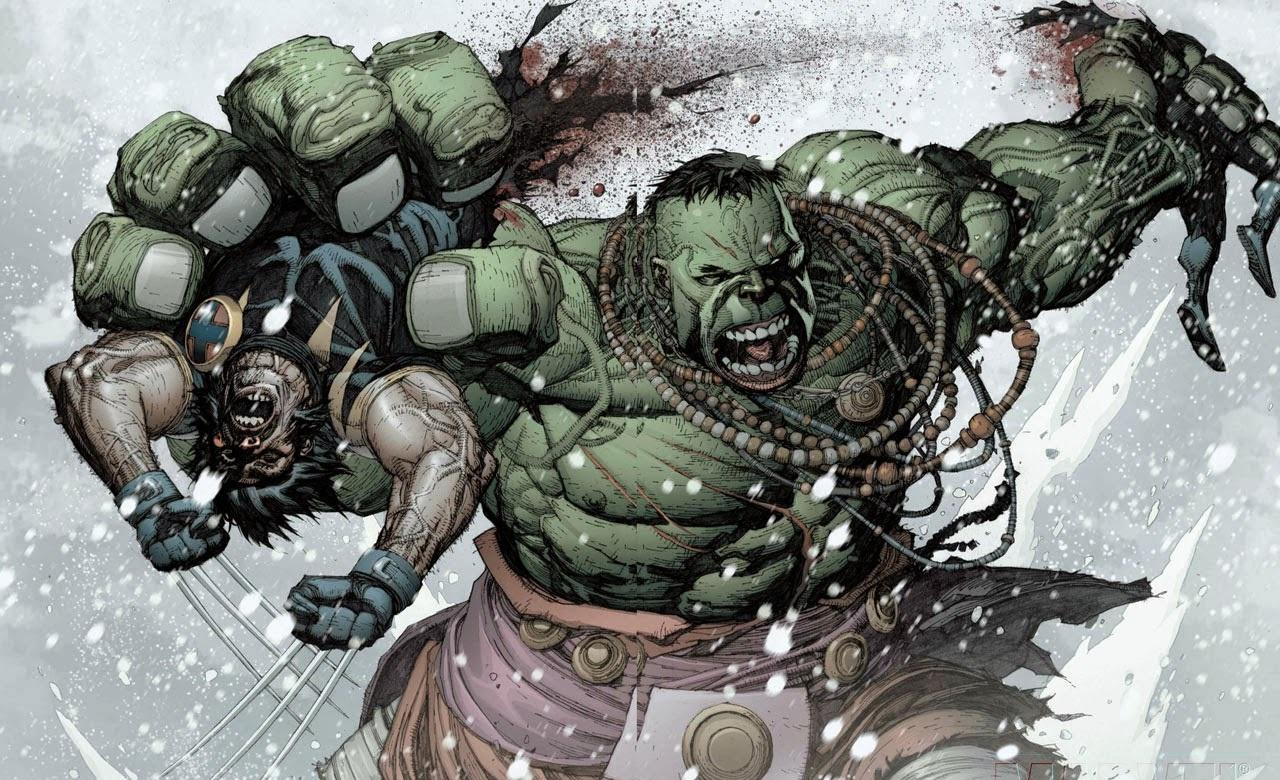 hulk vs. wolverine mejores peleas ranking