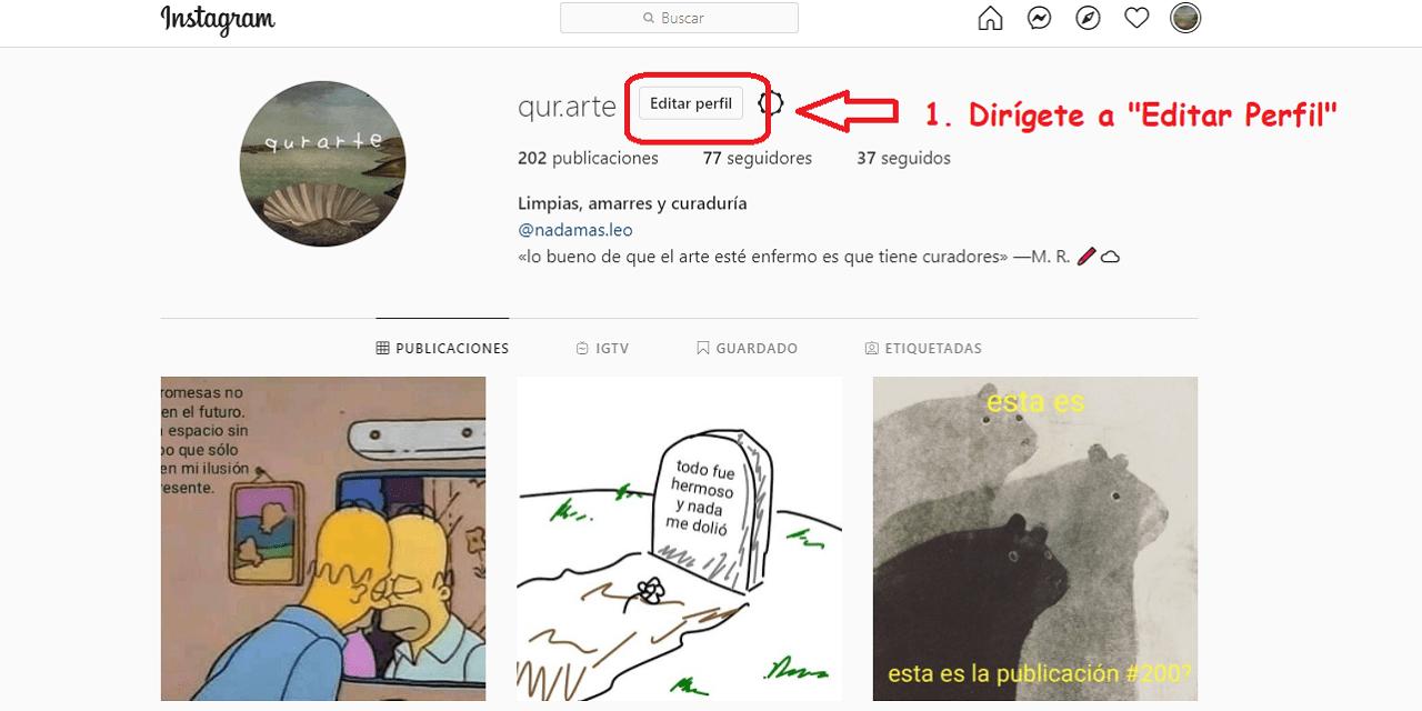 cuenta instagram cerrar temporalmente