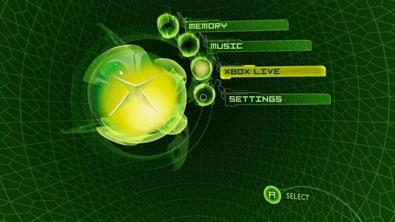 Xbox Interfaz Original Microsoft Xbox Series X | S