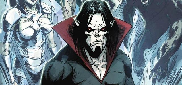 Morbius Cómics Película Estreno Sony Marvel