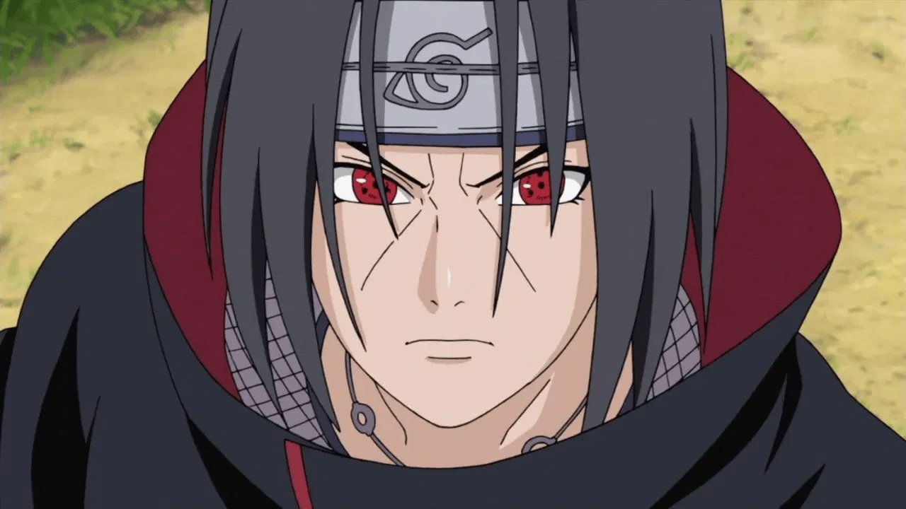 itachi uchiha naruto akatsuki ranking poder