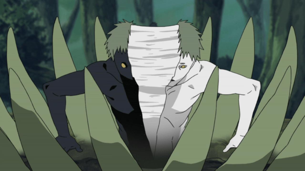 zetsu naruto akatsuki ranking poder