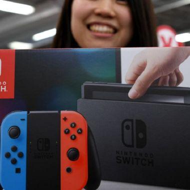 Nintendo Switch Consolas Videojuegos Ventas Ganancias