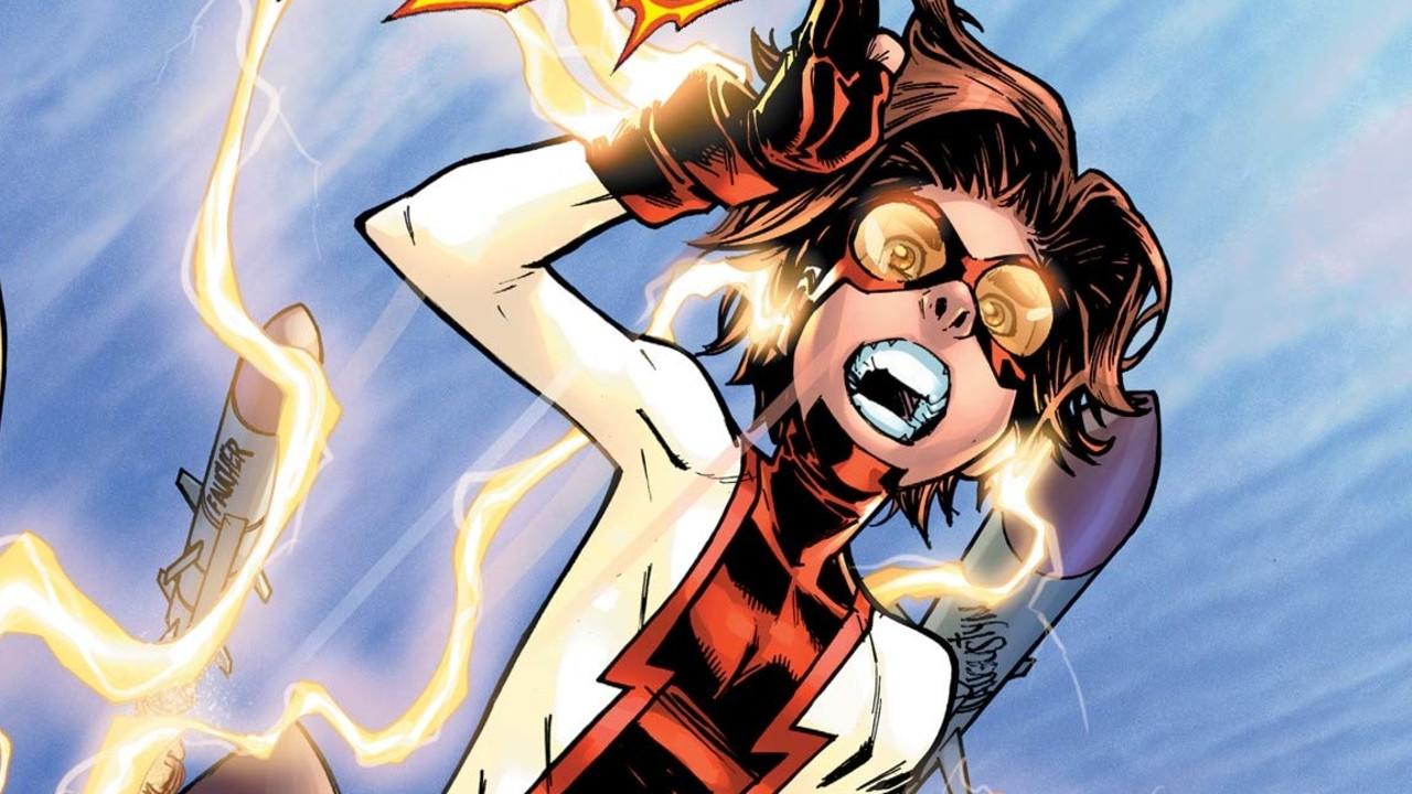 Se revela las primeras imágenes de Impulse en el set de The FlashSe revela las primeras imágenes de Impulse en el set de The Flash