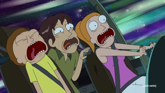 Nuevo Tráiler Temporada 5 Rick and Morty Estreno Adult Swim