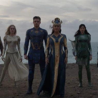 Marvel Eternals Primer Tráiler Oficial Película