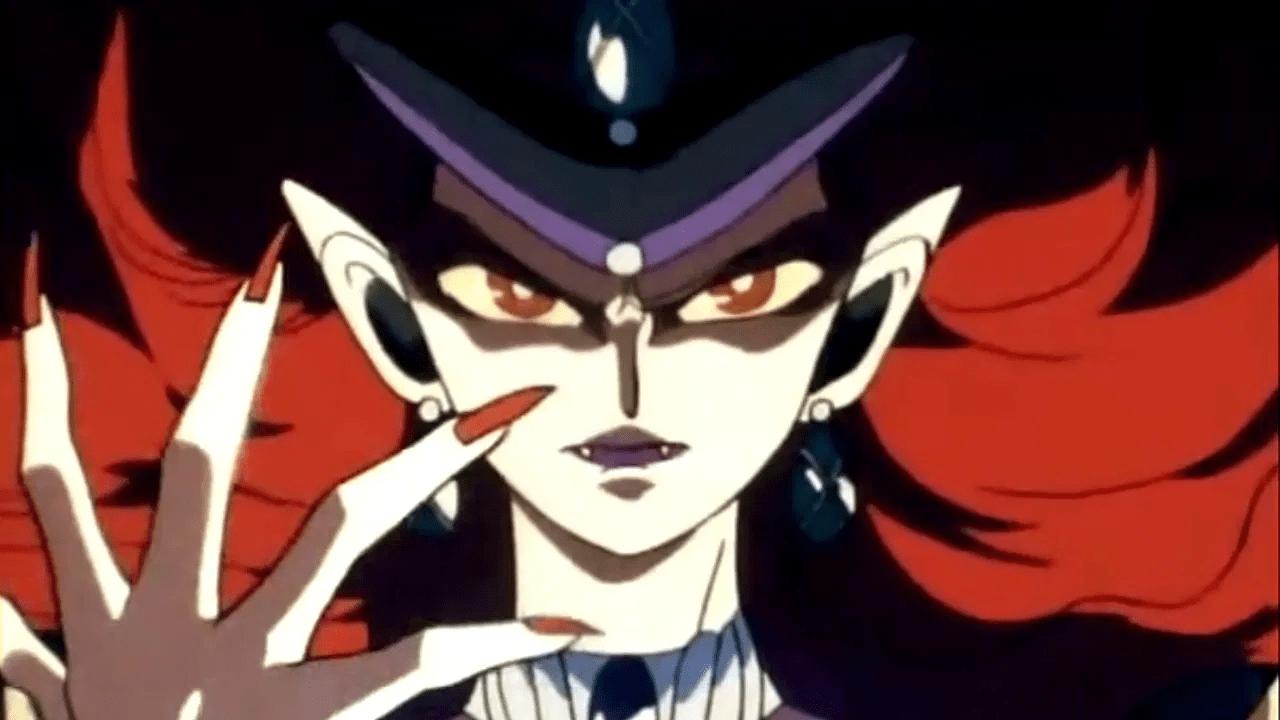 beril sailor moon villanos ranking