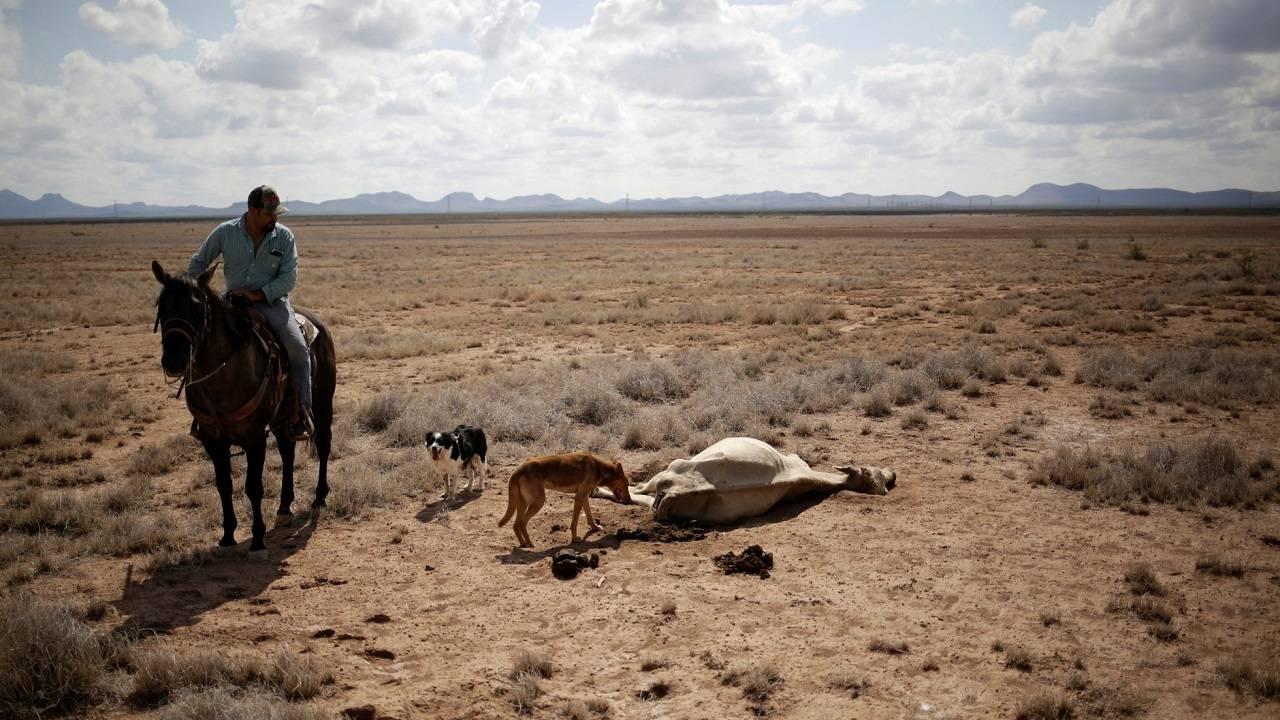 NASA México Sequías Agua Ciudad de México