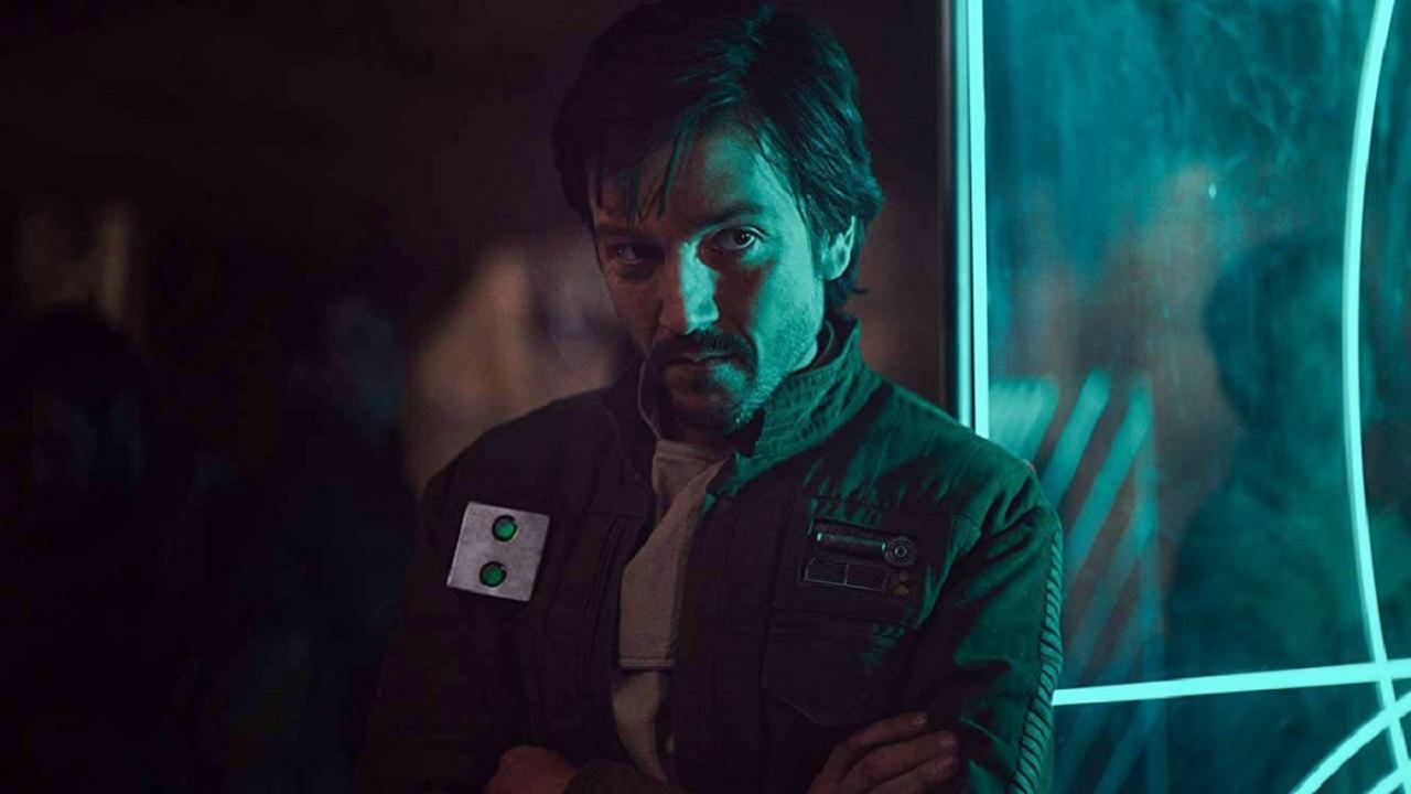 Star Wars Diego Luna Rogue One Película