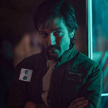 Star Wars Diego Luna Rogue One Película
