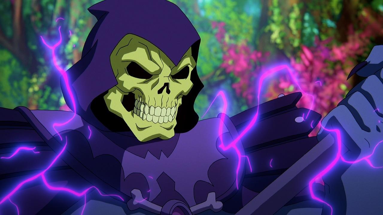 Skeletor Mark Hamill Nueva Serie Animada Netflix