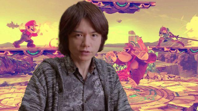 Kirby Super Smash Bros Masahiro Sakurai Nintendo Videojuegos