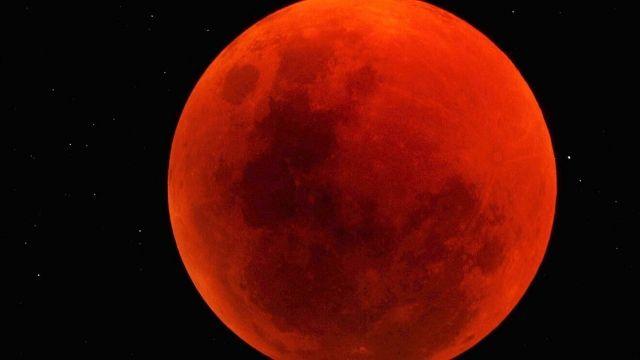 Cómo Ver Superluna Luna Sangre Eclipse Luna 26 de mayo México