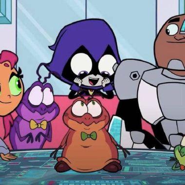Space Jam Teen Titans Go Película Cartoon Network