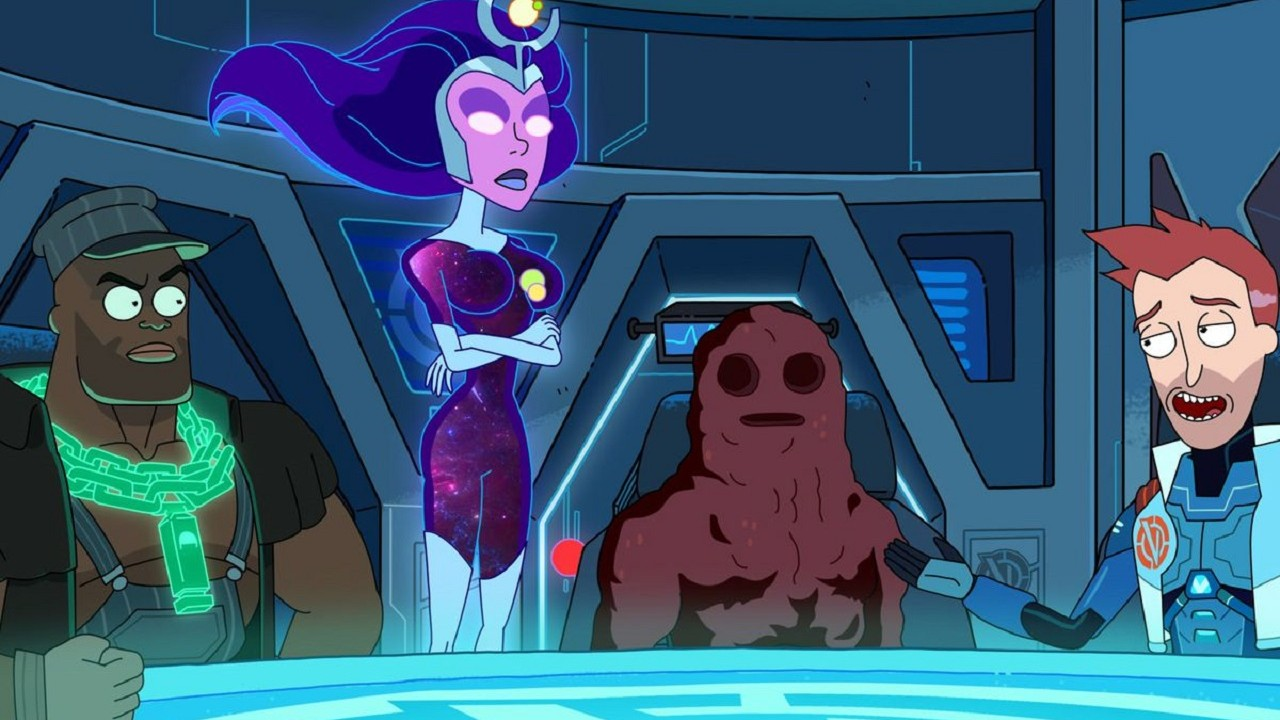 Spin-off Rick and Morty The Vindicators Nueva serie Adult sWIM