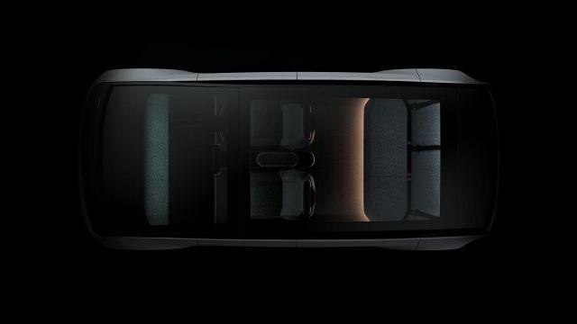 Uber Arrival Automóvil Eléctrico Pasajeros
