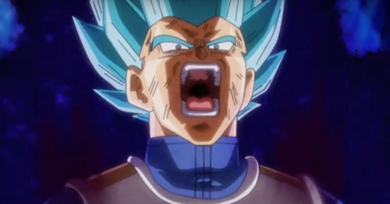 Vegeta Nuevo Poder Saiyajin Maligno Super Dragon Ball Heroes