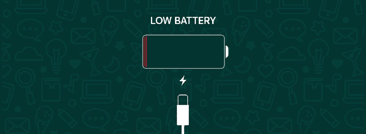 whatsapp plus actualización corrección batería