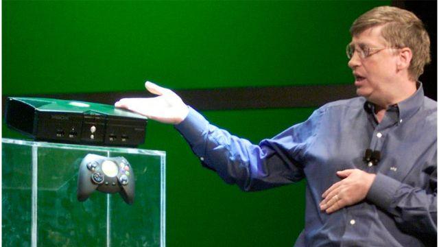 Se cumplen 20 años de la primera Xbox