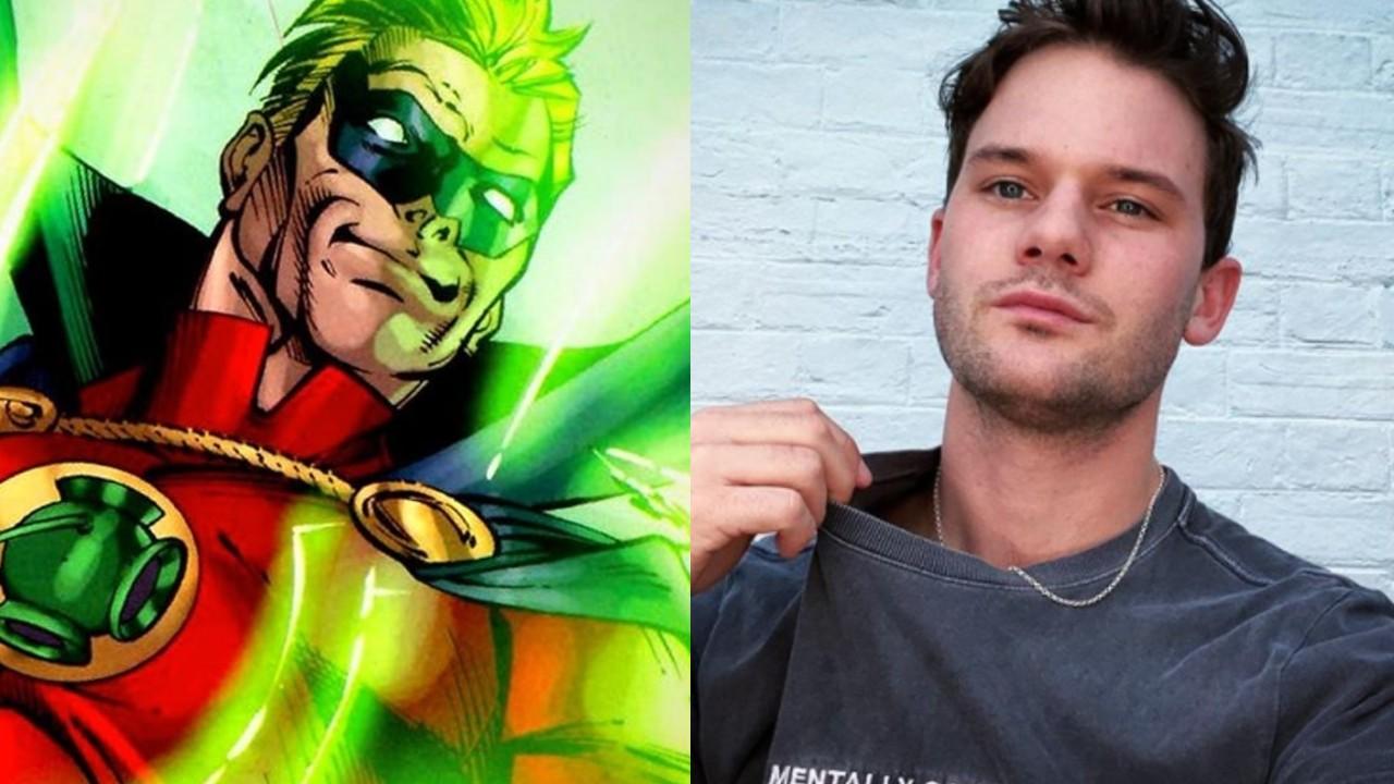 Los Green Lantern ya tendrían a su Alan Scott