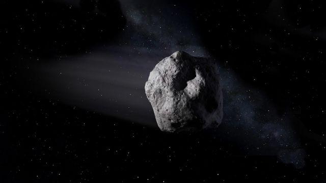 asteroides nasa programa vigilancia sentry