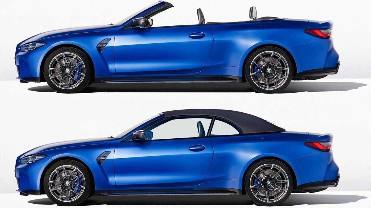 El M4 de BMW del 2022