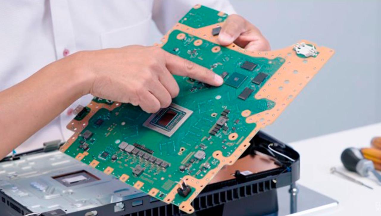 El CPU de la PS5 sufriría un rediseño