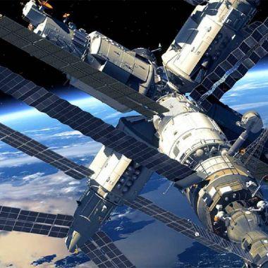 Video: Así se acoplan las naves espaciales a la Estación Espacial Internacional