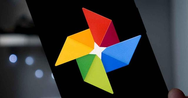 google fotos logo android