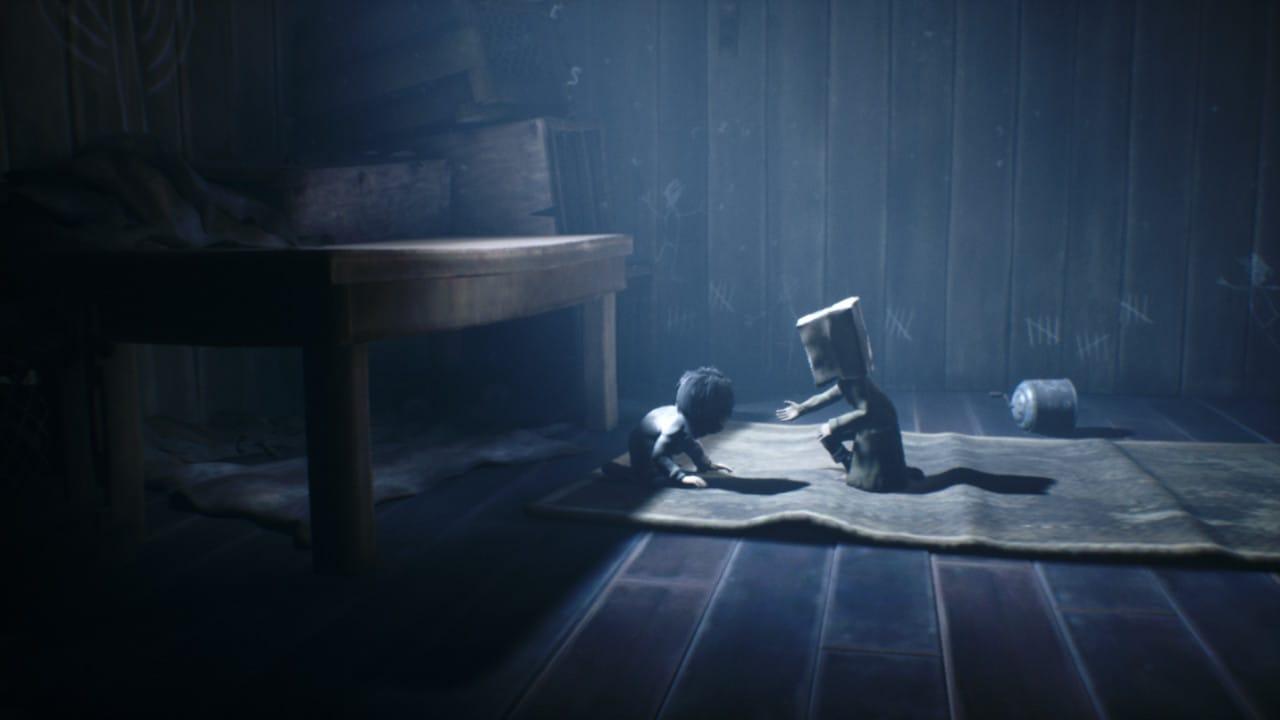 Little Nightmares 2 Nintendo Switch Reseña