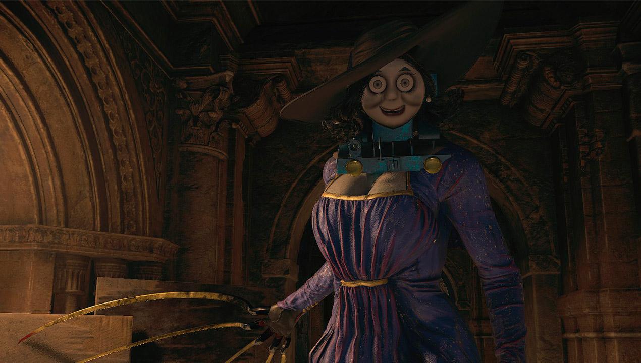Resident Evill Village Mod Thomas