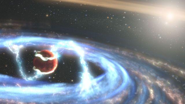 El exoplaneta PDS 70b