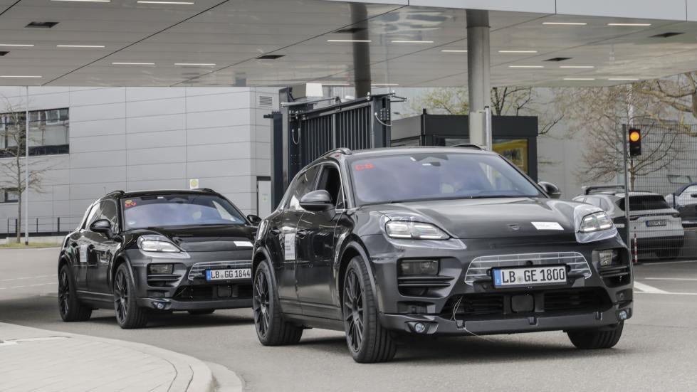 Porsche quiere que sus autos sean eléctricos