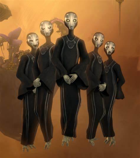 sacerdotisas de la fuerza star wars