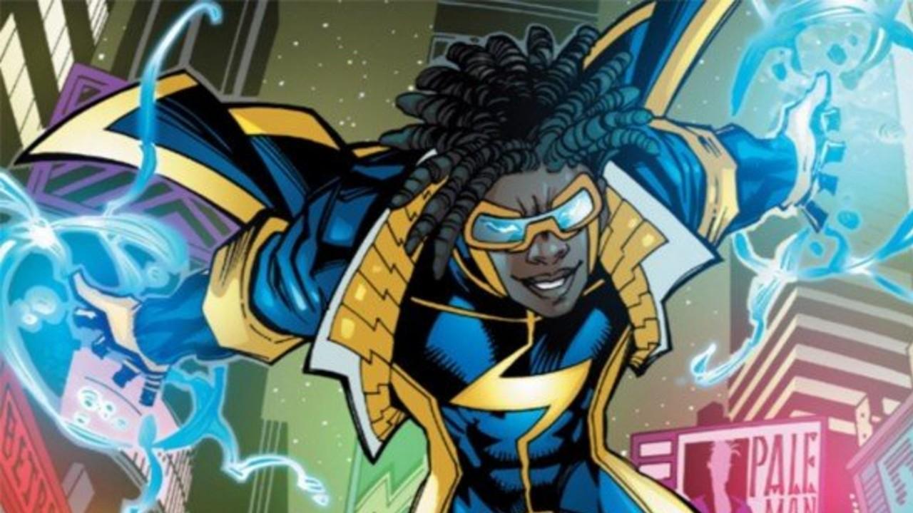 Static es uno de los héroes afrodescendientes de DC
