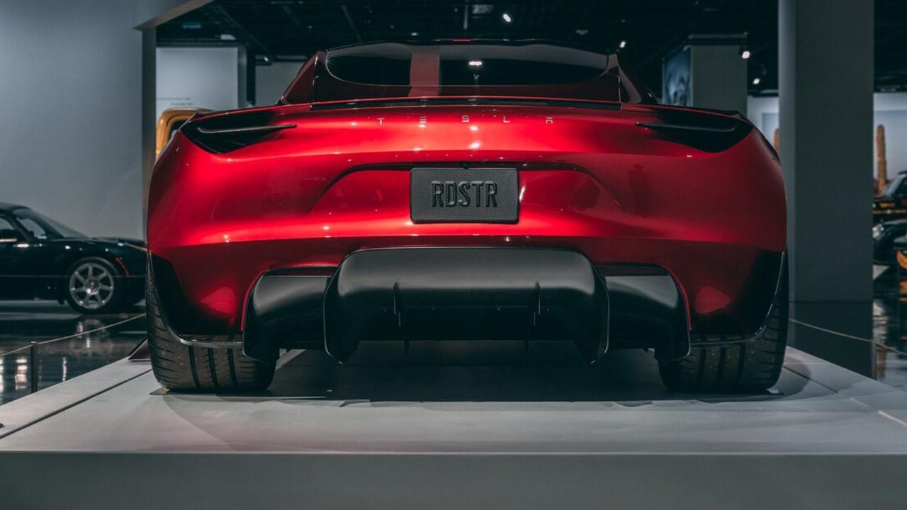 El Tesla Roadster tendría una aceleración sin igual