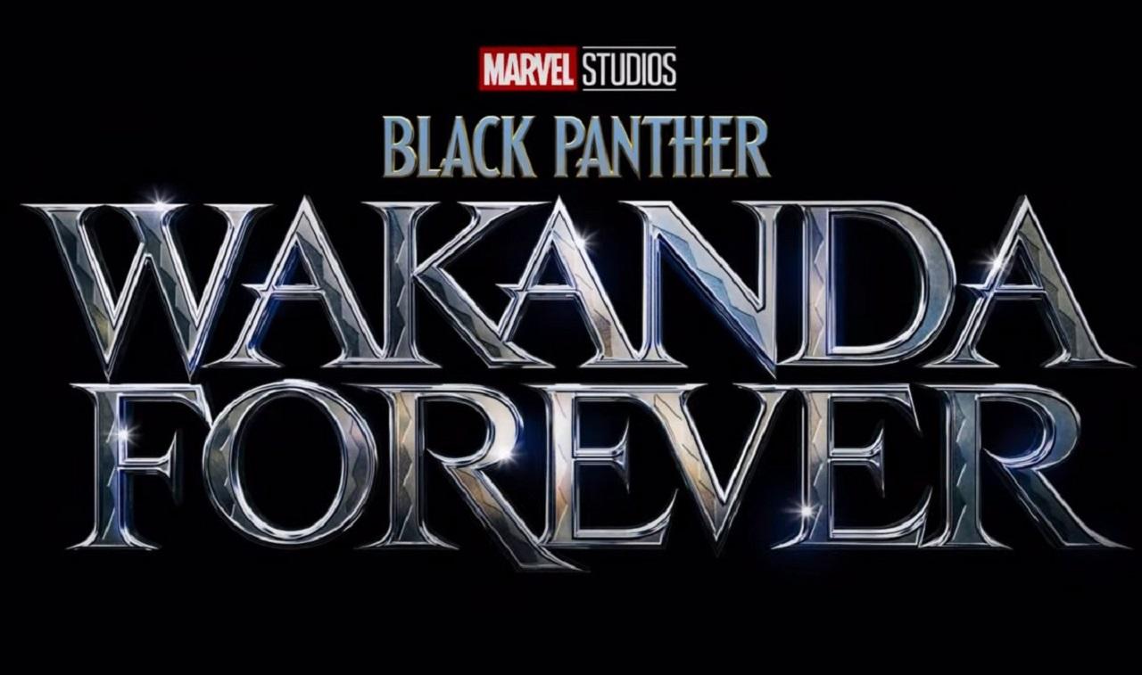 Black Panther Wakanda Forever Título Oficial Película