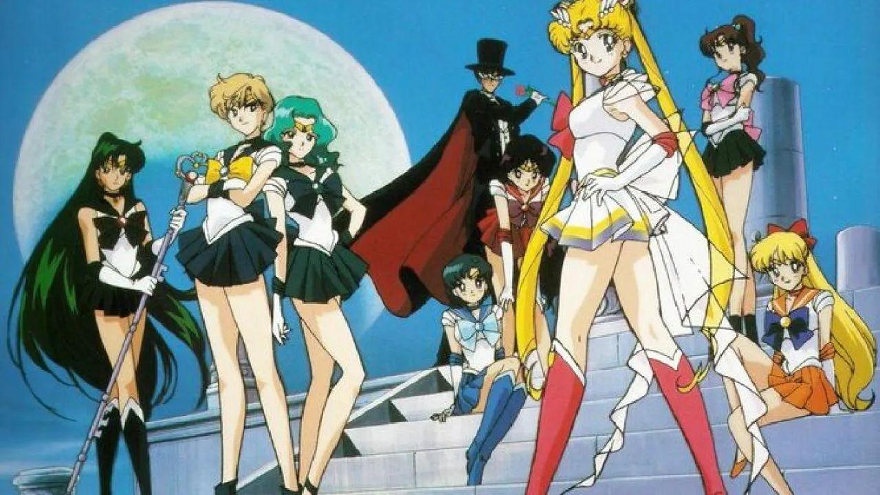 sailor moon anime imevisión estreno