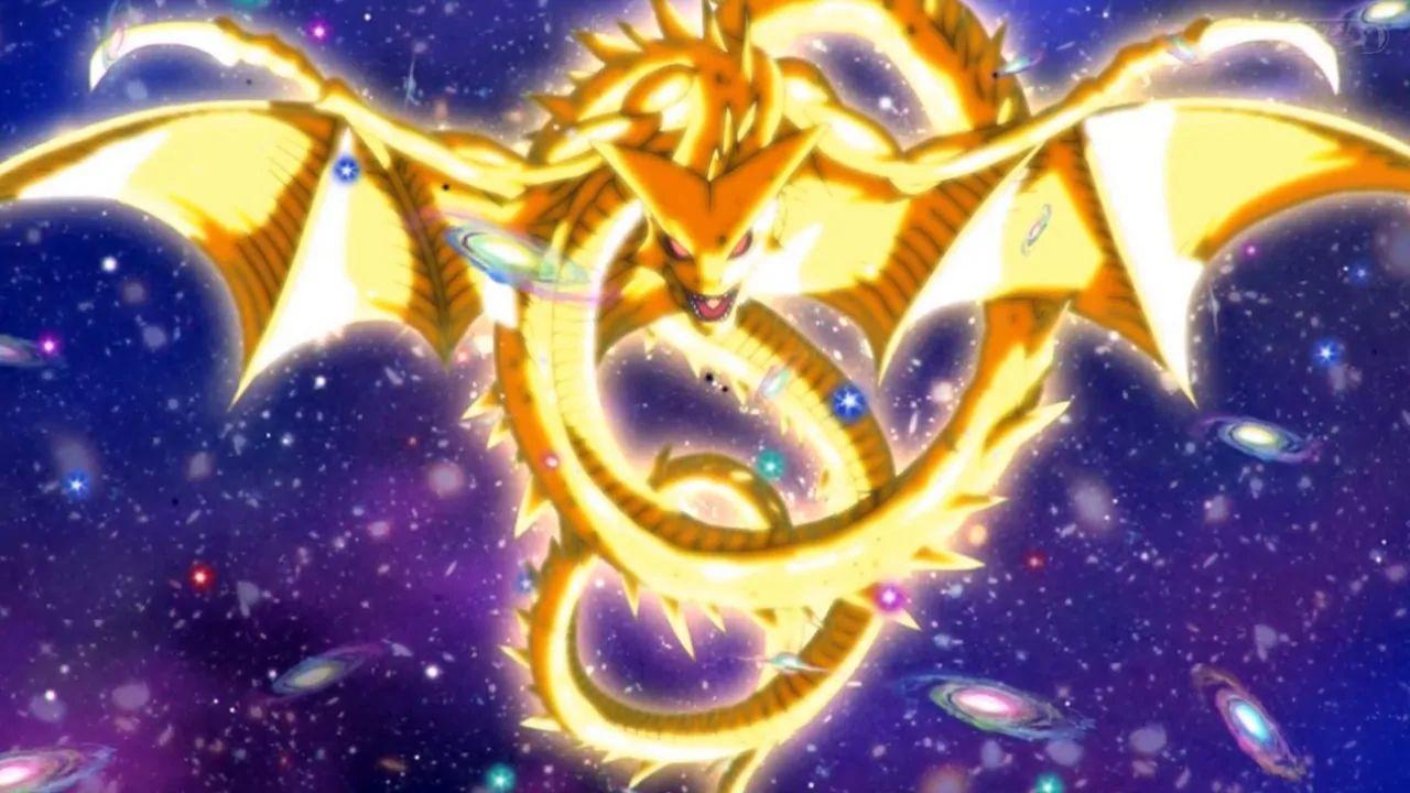 esferas del dragon originales shen long dragon ball super