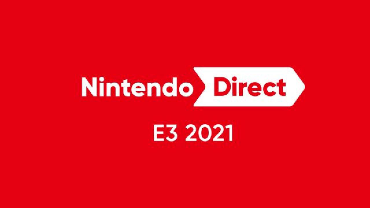 e3 nintendo direct 2021 horarios
