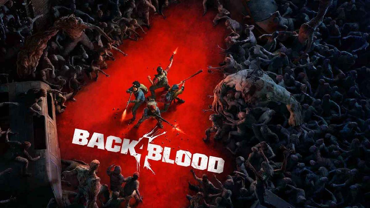 e3 warner bros back 4 blood