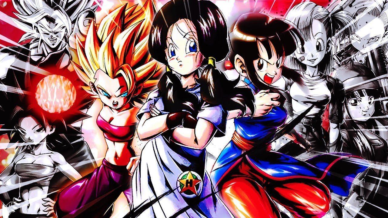 mujeres de dragon ball ranking poder