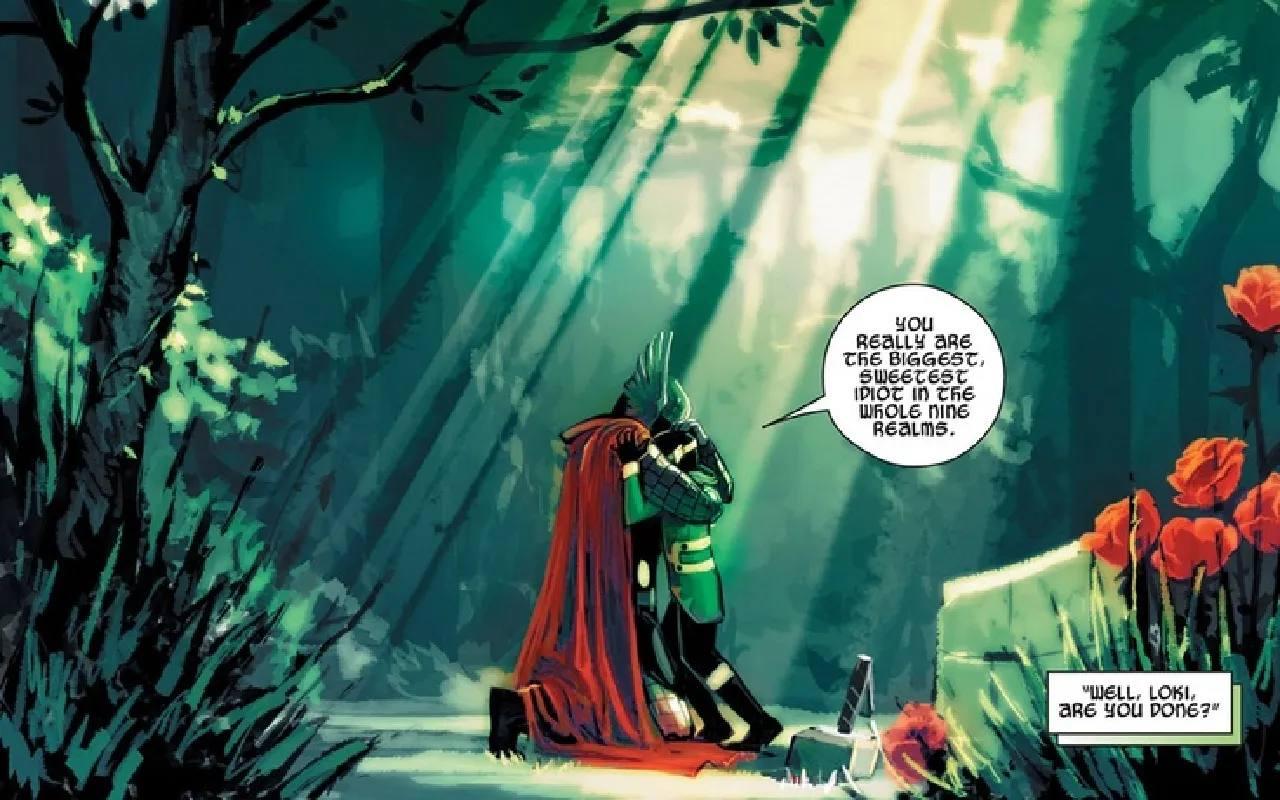 loki marvel serie journey into mystery cómics