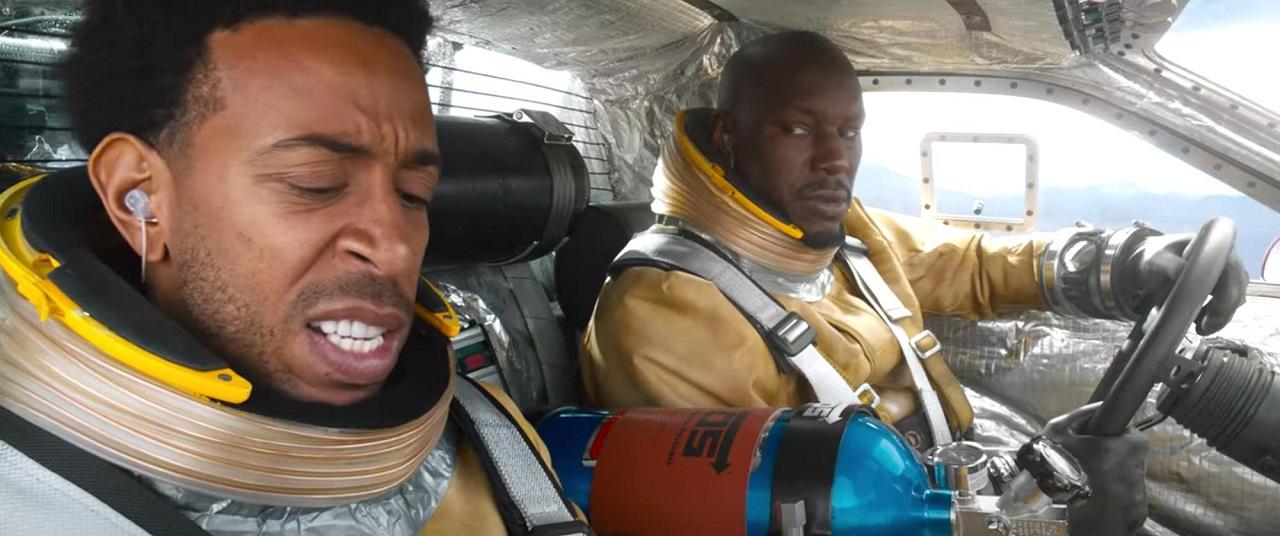 Fast and Furious Rápidos y Furiosos Nuevas Películas Tyrese Gibson Ludacris